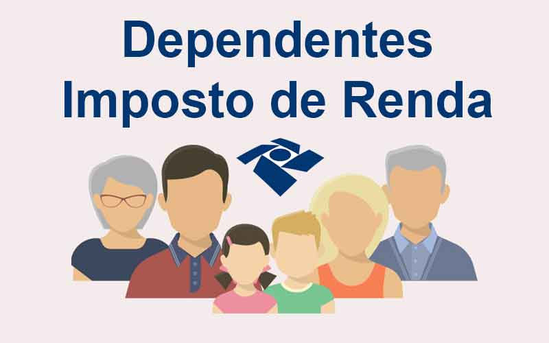 Dependente Imposto De Renda - Contabilidade Na Lapa - SP   Master Consultores
