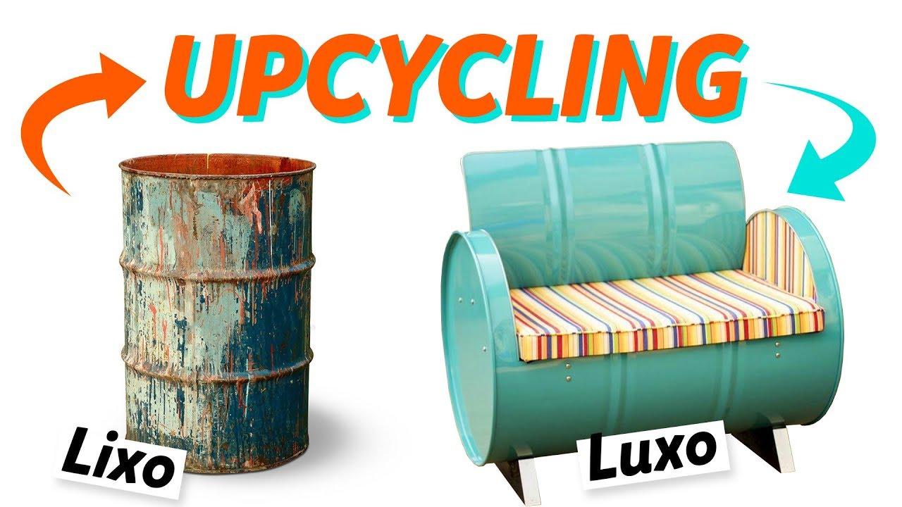 Upcycling Propõe O Reaproveitamento De Objetos Antigos. Técnica Permite Exercer A Criatividade E Poupar O Meio Ambiente