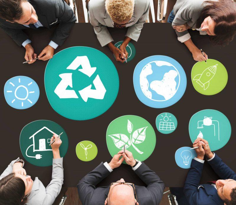 Os Desafios E Vantagens Da Sustentabilidade Empresarial Aplicada