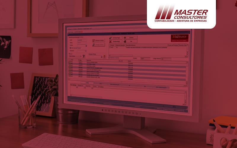 Integracao Contabil No Erp - Contabilidade Na Lapa - SP | Master Consultores