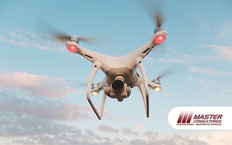 Conheça A Manutenção De Drones E Suas Projeções Futuras!