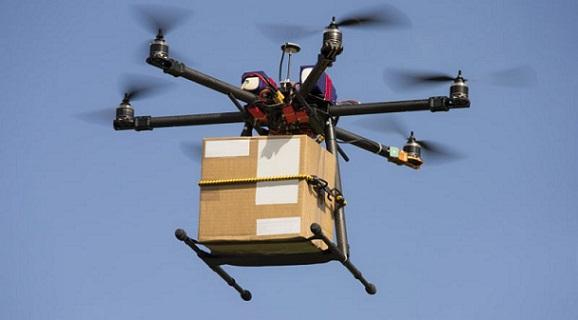 Drones Em Operação Comercial No Brasil