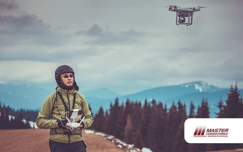 Conheca As Principais Aplicacoes Comerciais Dos Drones Post (1) - Contabilidade Na Lapa - SP | Master Consultores