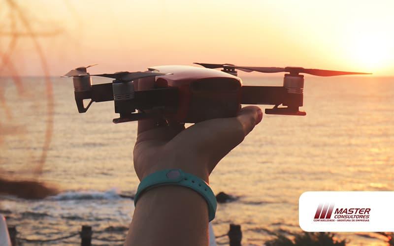 Abrir Empresa De Drones: Passo A Passo Para Fazer Corretamente