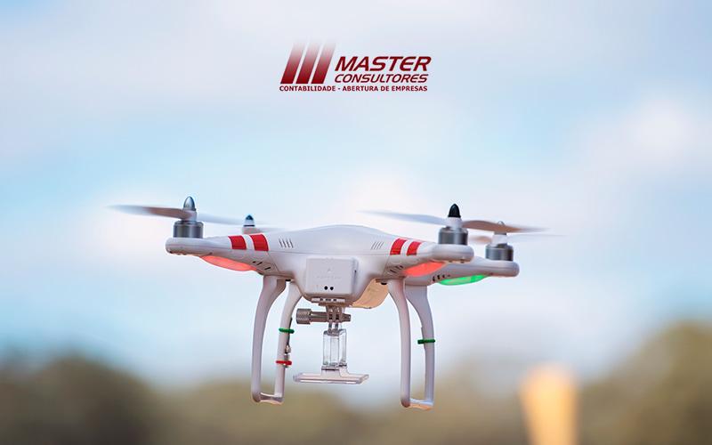 Saiba Como Importar Drone Dentro Da Lei E Evite Problemas Com A Receita Federal Post - Contabilidade Na Lapa - SP | Master Consultores